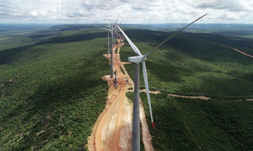 Enel Piauí Parque Eólico Afaplan