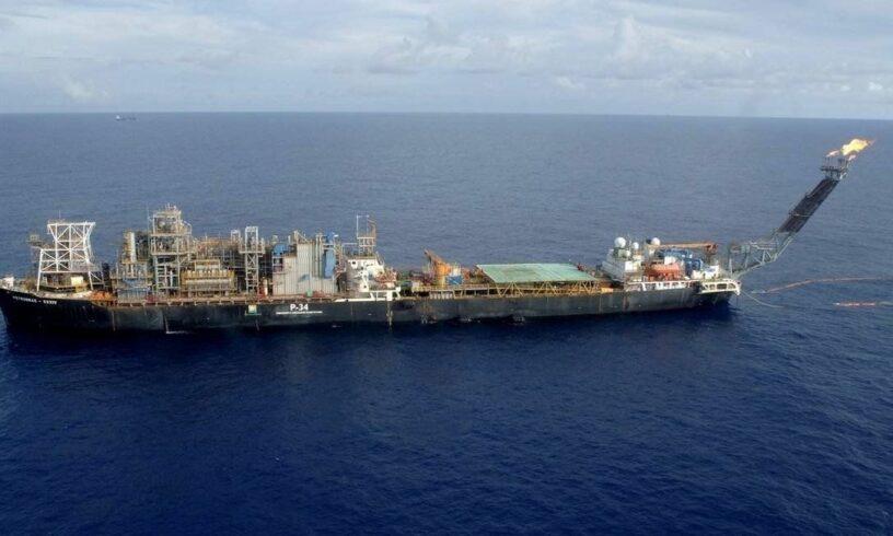 Petrobras pré-sal bacia de Campos Santos óleo de qualidade