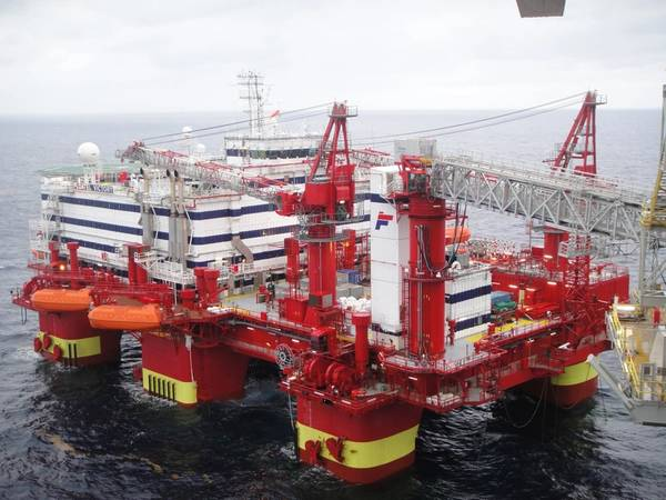 Petrobras, flotel victory