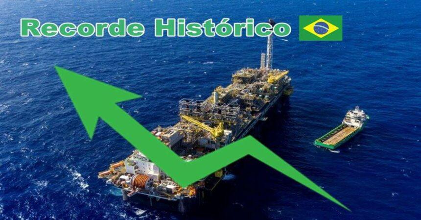 Em meio a crise do petróleo, Petrobras bate recorde e exporta 1 milhão de barris em abril