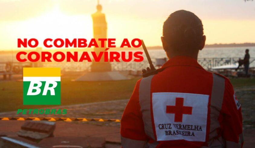 Coronavírus: BR Distribuidora faz doação de combustível para Cruz Vermelha