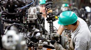 produção industrial IBGE