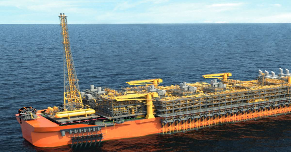SBM Offshore inicia fabricação do topside do FPSO Mero 2, no estaleiro EBR, no Rio Grande do Sul