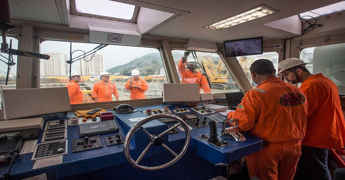 Técnico de Segurança do Trabalho offshore convocado para vaga de emprego hoje, 26 de maio