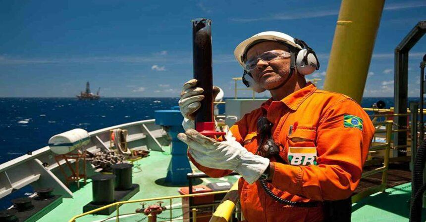 Petrobras inicia teste na área de Forno, no pré-sal da Bacia de Campos