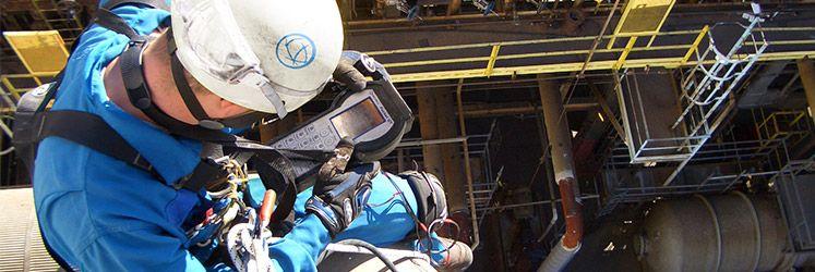 Vagas de emprego hoje (19) para técnicos e inspetores em empresa de engenharia de inspeção onshore e offshore