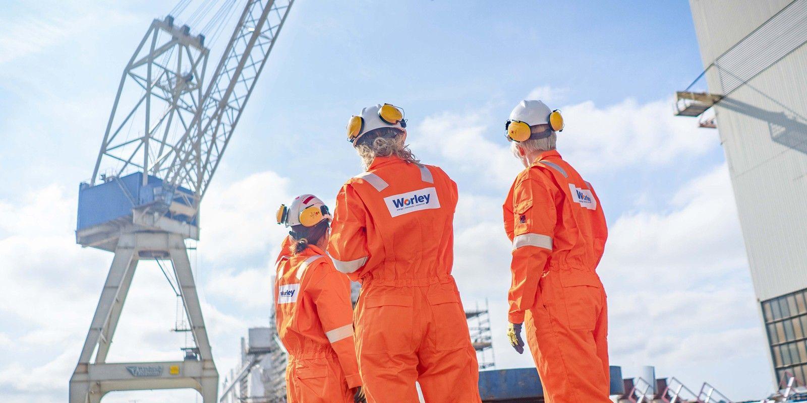 worley, vagas de emprego, minas gerais, rio de janeiro, engenheiros