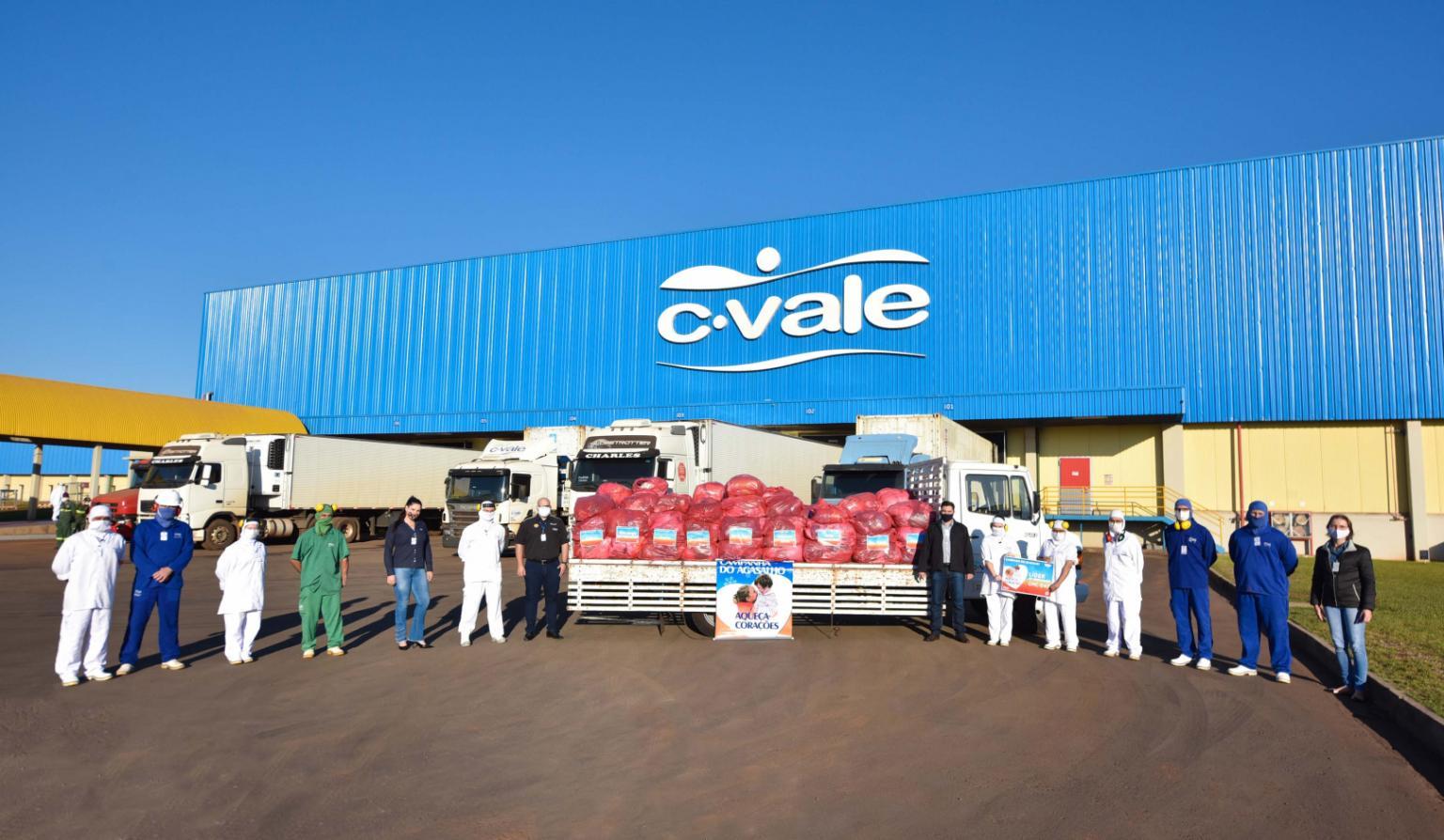 C.Vale contrata eletricistas, mecânicos, analistas e mais profissionais para vagas em seu complexo Industrial neste dia, 17 de junho