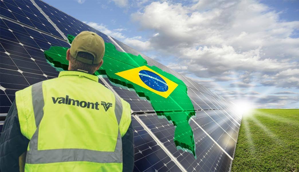 Energia solar Valmont