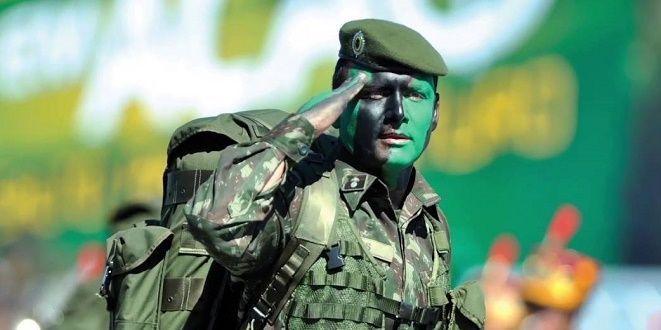 Exército abre novo processo seletivo de nível médio e superior; inscrições iniciam em 08 de junho Flavia Marinho por Flavia Marinho 05-06-2020 12:48:21 em Uncategorized 0