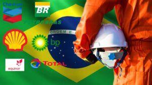 FGV PETRÓLEO INDÚSTRIA Petrobras Shell Chevron BP Equinor Total
