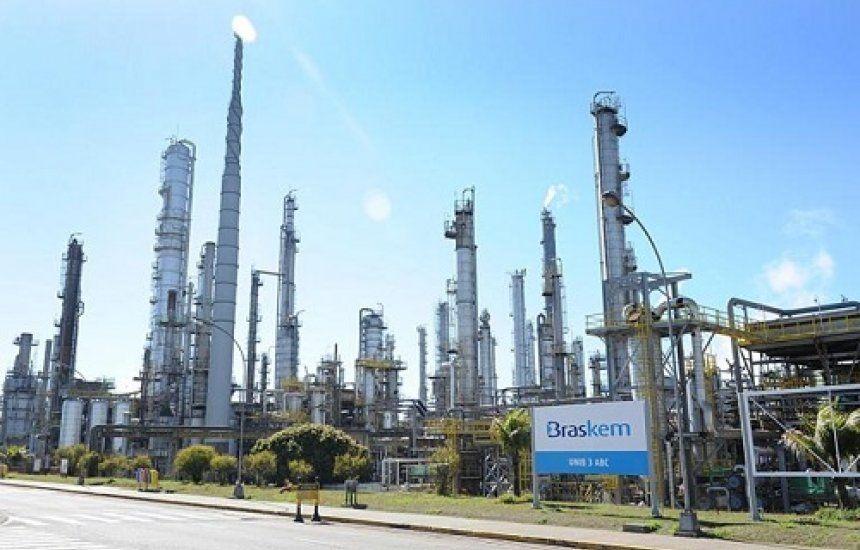 Petrobras e Braskem renovam contrato para fornecimento de nafta petroquímica