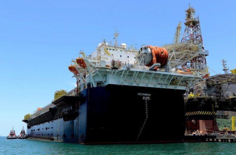 Petrobras negocia com o Estaleiro Jurong, em Aracruz (ES) modificação na planta do FPSO P-71