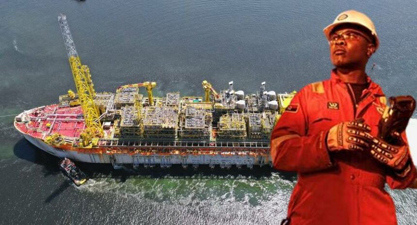 SBM Offshore Guiana ExxonMobil vagas de emprego