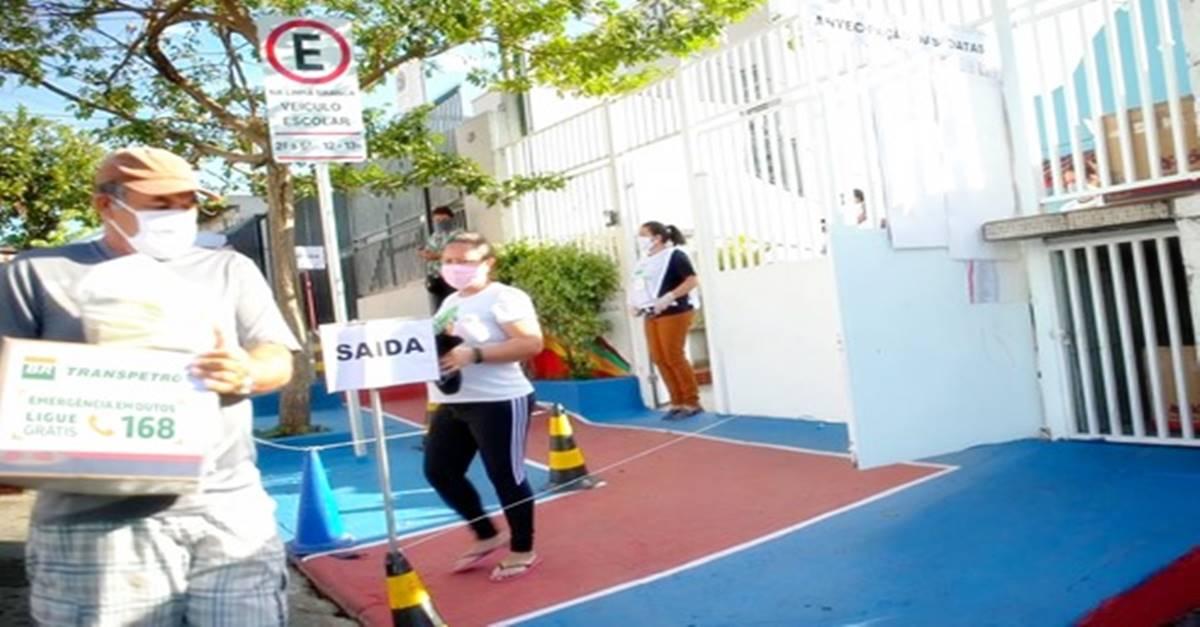 Para amenizar os impactos da pandemia, Transpetro doa quase mil toneladas de alimentos em comunidades de São Paulo