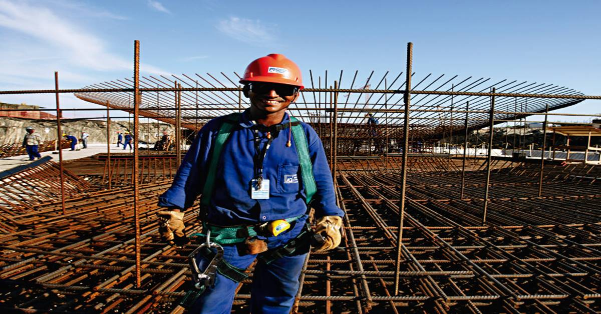 Andrade Gutierrez convoca para vagas de emprego na construção civil, técnicos, engenheiros, auxiliares e mais neste dia 15 de junho
