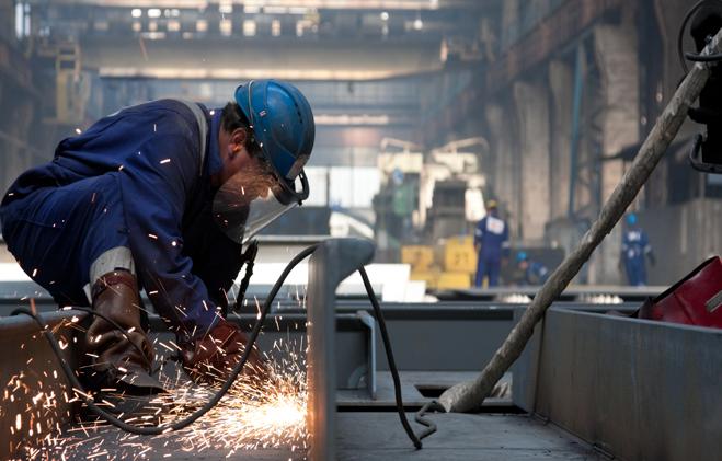 Ajudantes, caldeireiros, operadores, inspetores e mais vagas para trabalhar em indústria fabricante de equipamentos no Rio Grande do Sul