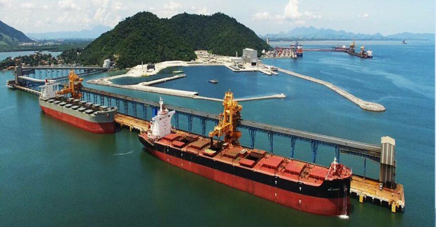 Porto Sudeste em Itaguaí, no Rio de Janeiro quer escoar petróleo do pré-sal