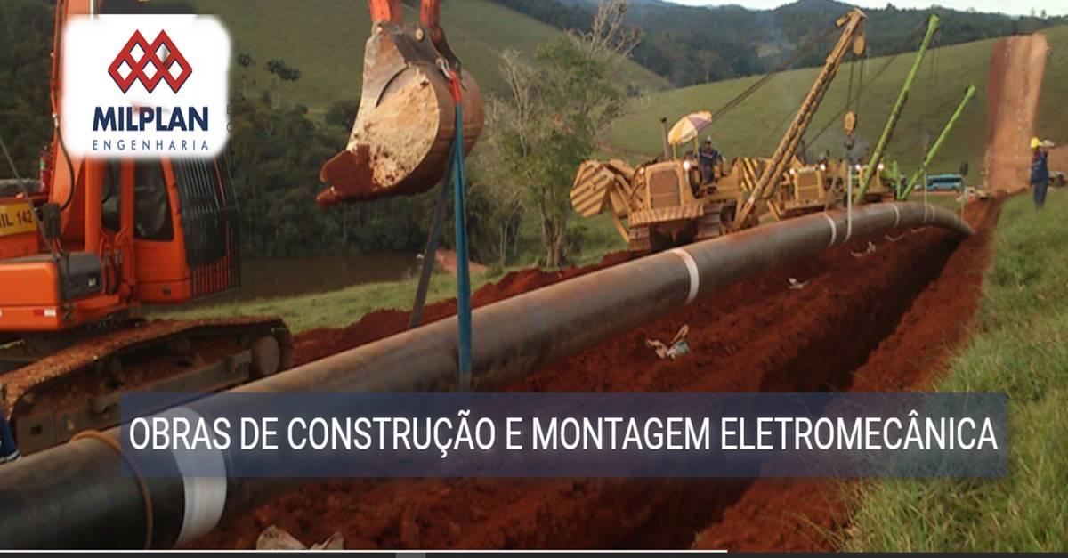 Empresa de Engenharia especialista em construção e montagem, inicia vagas de emprego em Itaborái – Rio de Janeiro, hoje 17 de junho