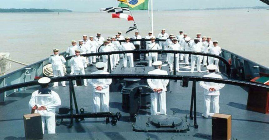Quer trabalhar embarcado? Marinha Mercante abre 100 vagas de ensino médio para o concurso EFOMM, no Rio de Janeiro e Pará