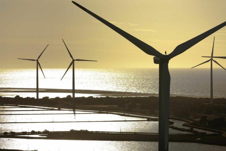 energia eólica, rio grande do norte, nordeste, geração