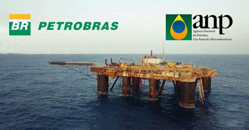 ANP avança plano de descomissionamento das plataformas P-15, P-12 e P-07 da Petrobras, que vão a leilão internacional mês que vem