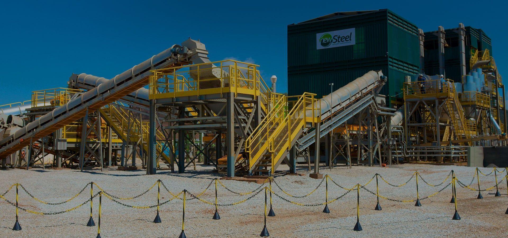 new steel, vagas de emprego, engenheiro, rio de janeiro, mineração, metais