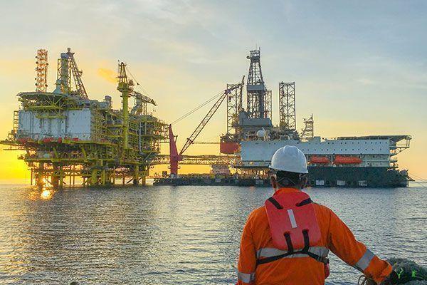 triaina, agencia marítimas, vagas offshore, rio de janeiro
