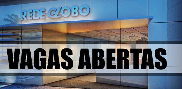Rede Globo abre 400 vagas em todas as áreas de nível médio e superior para o seu programa Estagiar 2020