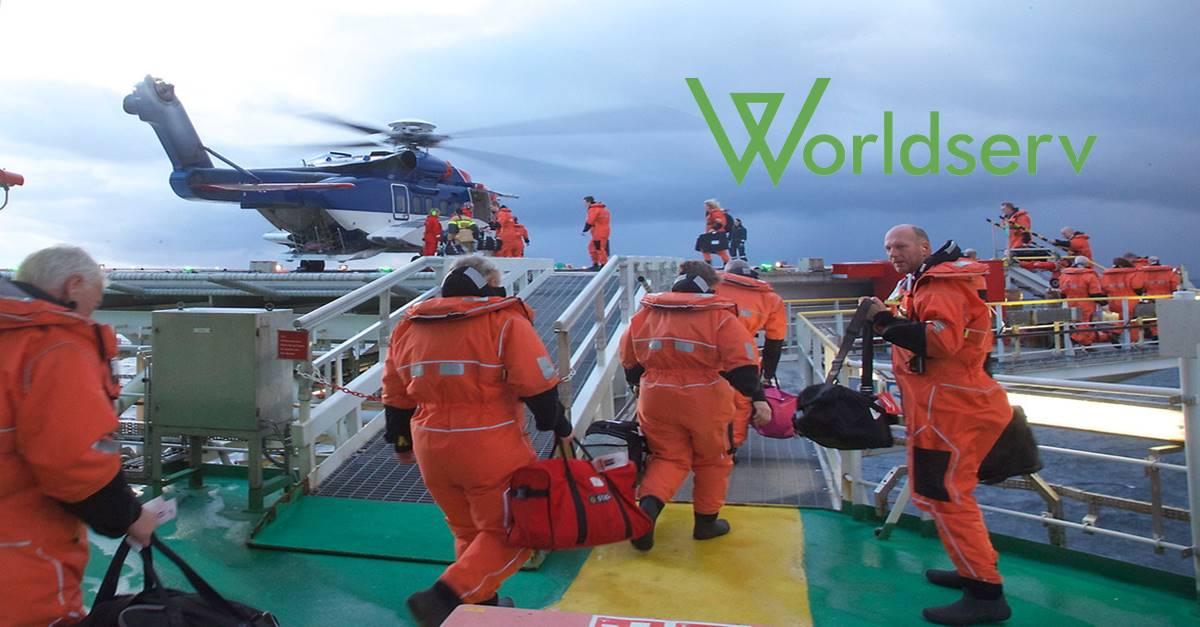 Soldadores, caldeireiros, plataformistas, técnicos, engenheiros e mais convocados para vagas offshore e onshore na multinacional europeia Worldserv