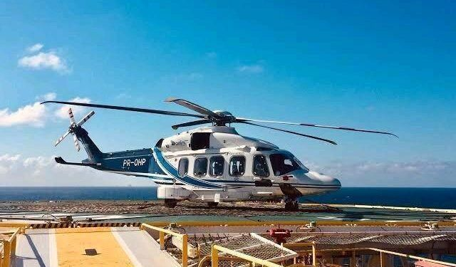 Multinacional Airswift iniciou ontem (01/07) vagas de emprego para contratos offshore de 4 meses