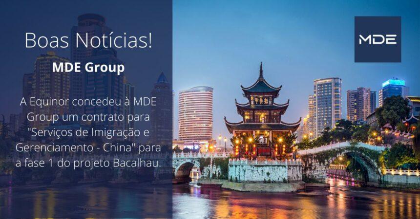 Equinor concede a MDE Group contrato na construção do maior FPSO do Brasil