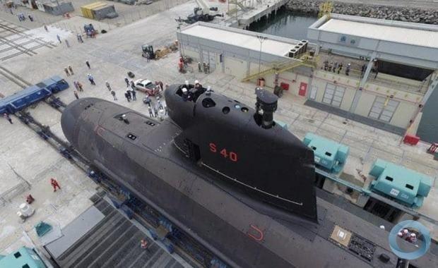 Marinha do Brasil inaugurou hoje no Complexo Naval de Itaguaí (CNI) no Rio de Janeiro, a Base de Submarinos da Ilha da Madeira (BSIM)