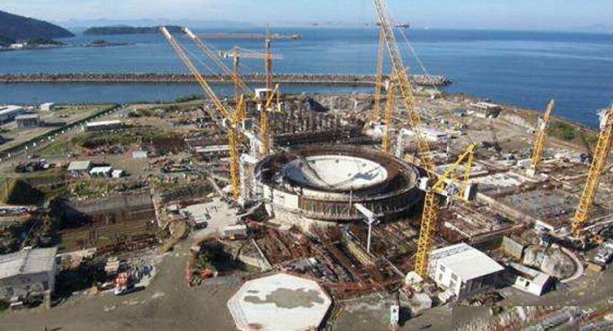 Eletronuclear apresentará à ELETROBRAS o seu plano para aceleração das obras da usina nuclear Angra 3