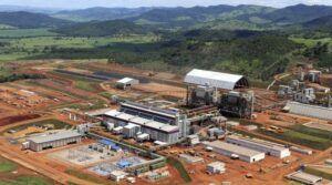 Mineradora ANGLO AMERICAN INVESTE R$ 422 MIL EM PLANTA PILOTO DE HIDROMETALURGIA