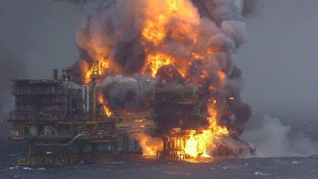 Accident Piper Alpha acidente offshore Deep Horizon