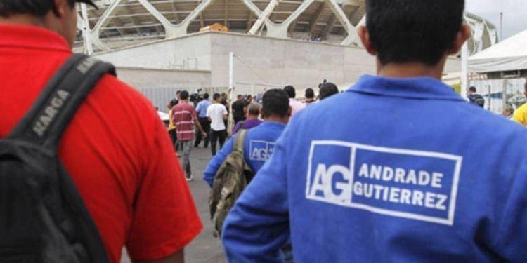 Andrade Gutierrez com vagas de emprego na construção civil para Técnicos, Auxiliares e Desenhistas