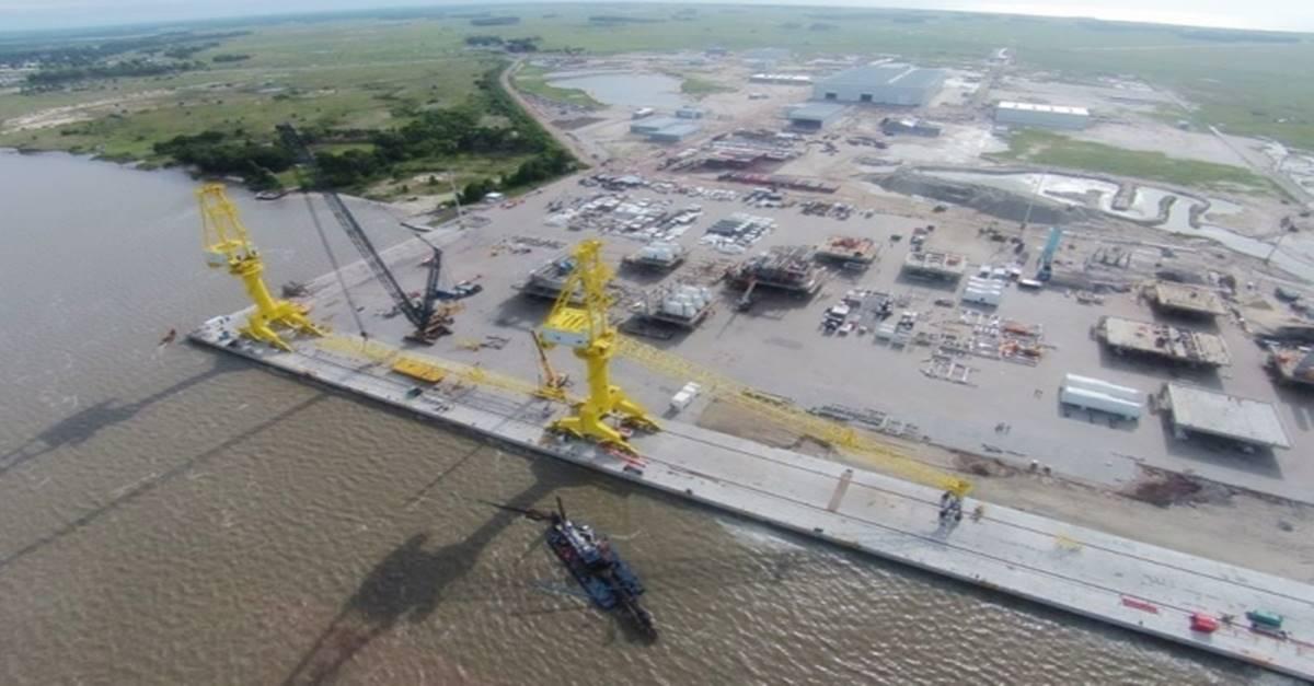 Retomada da construção naval! Petrobras voltará a fabricar seu próprios FPSO's e estaleiro EBR é um dos pré-qualificados