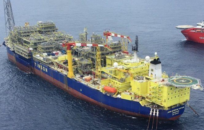 Japonesa K Line firma acordo com Yinson e Sumitomo e adere ao projeto de FPSO para a Petrobras em Marlim 2