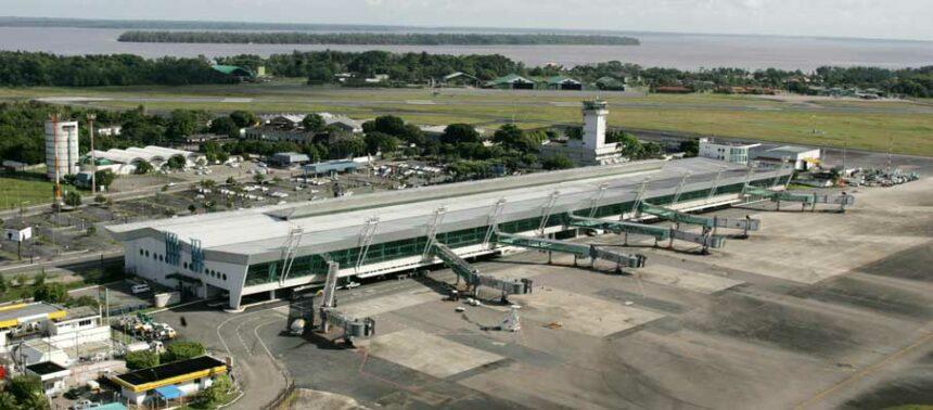 Governo federal - Infraero - aeroportos