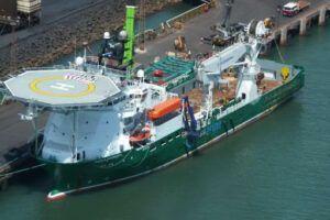 A norueguesa Havila ganha contrato de 3 anos no Brasil para operar navio de resposta a derramamento de óleo