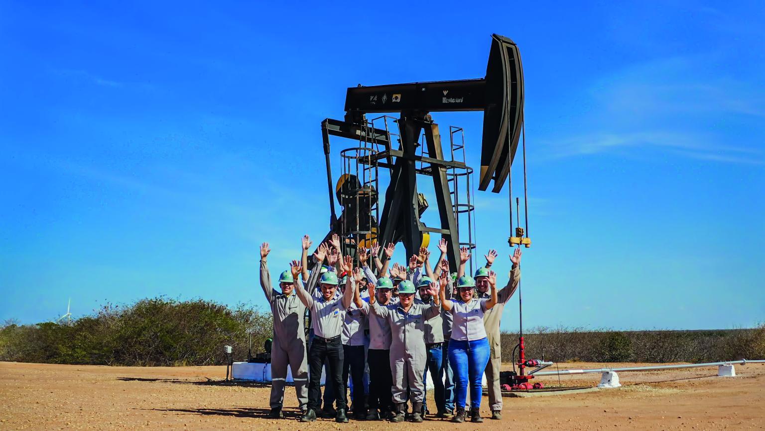 IMETAME ES ESPÍRITO SANTO onshore ANP petróleo