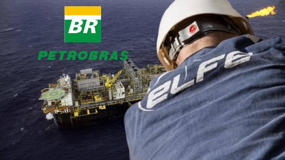 Petrobras Elfe Engenharia UO-RIO UO-BA offshore emprego