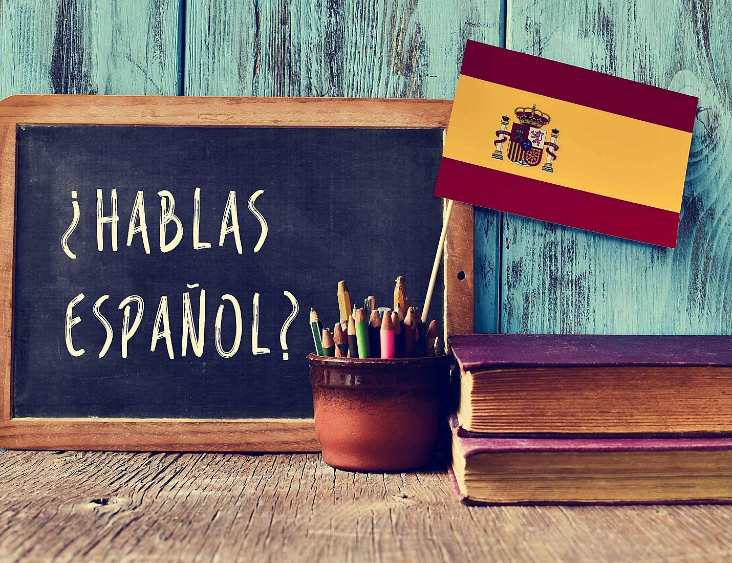 Aulas de espanhol on-line