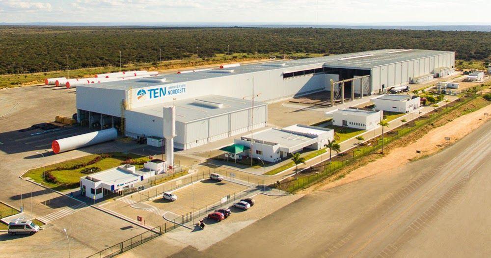 TEN - Torres Eólicas do Nordeste - energia renovável - energia eólica
