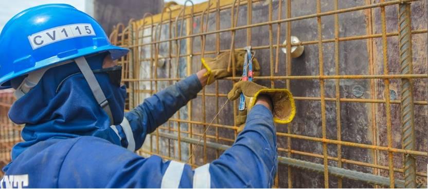 Muitas vagas de emprego anunciadas pela Techint para obras de construção e montagem da Usina Termelétrica (UTE) Jaguatirica II, da Eneva