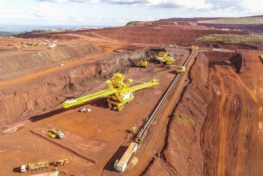 Mineradora vale - Samarco - Brumadinho