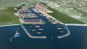 Construção de Porto na Bahia tem obras autorizadas e deve gerar 400 empregos no pico do empreendimento