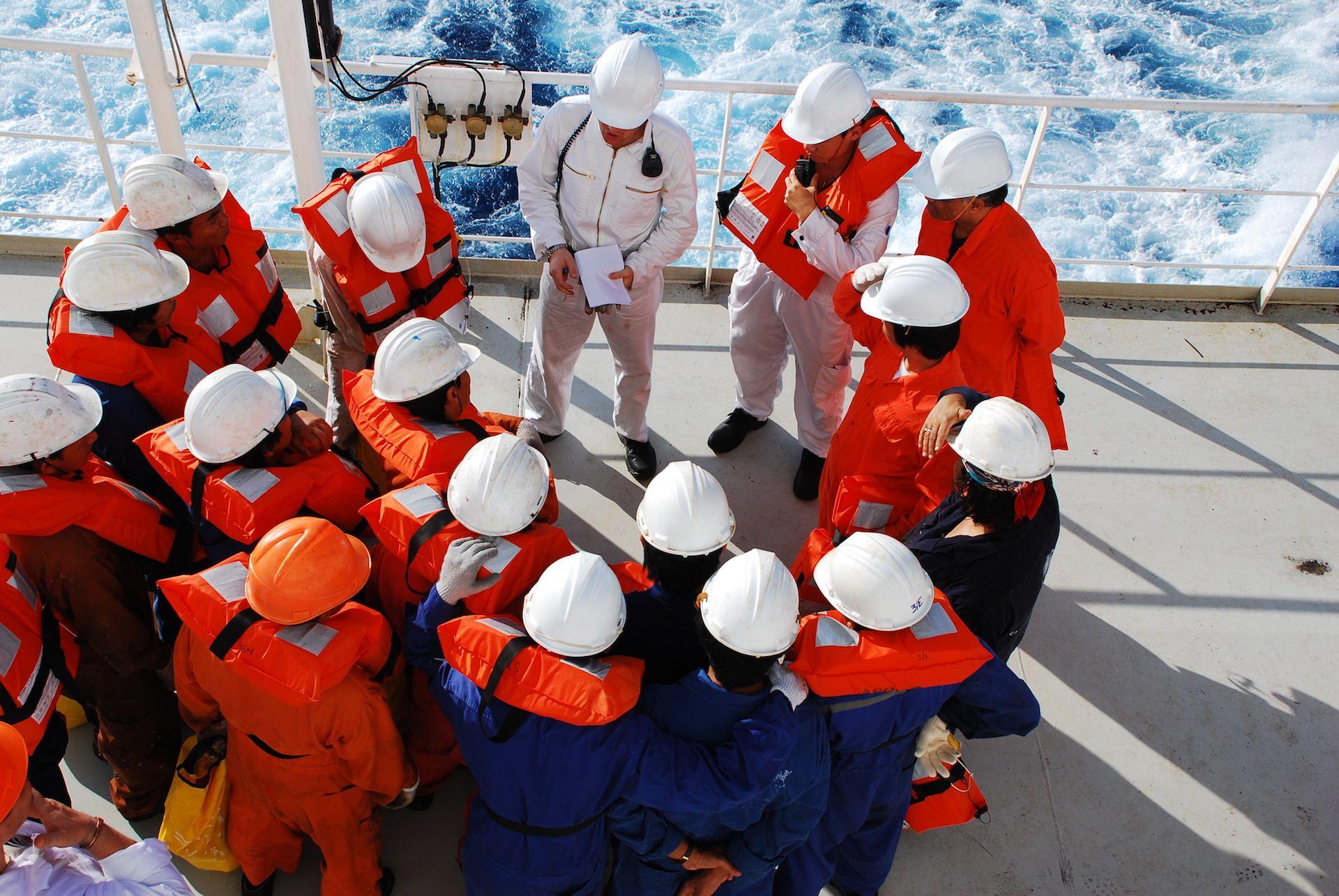 A líder mundial offshore V.Ships abriu ontem à noite (21/07) oportunidade de emprego URGENTE para trabalhar em navio tanque na função Moço de Convés