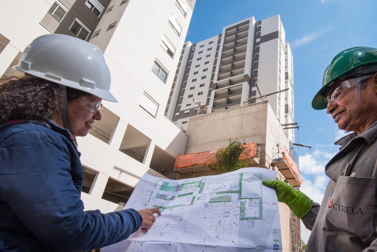Emprego – construtora – vagas de emprego